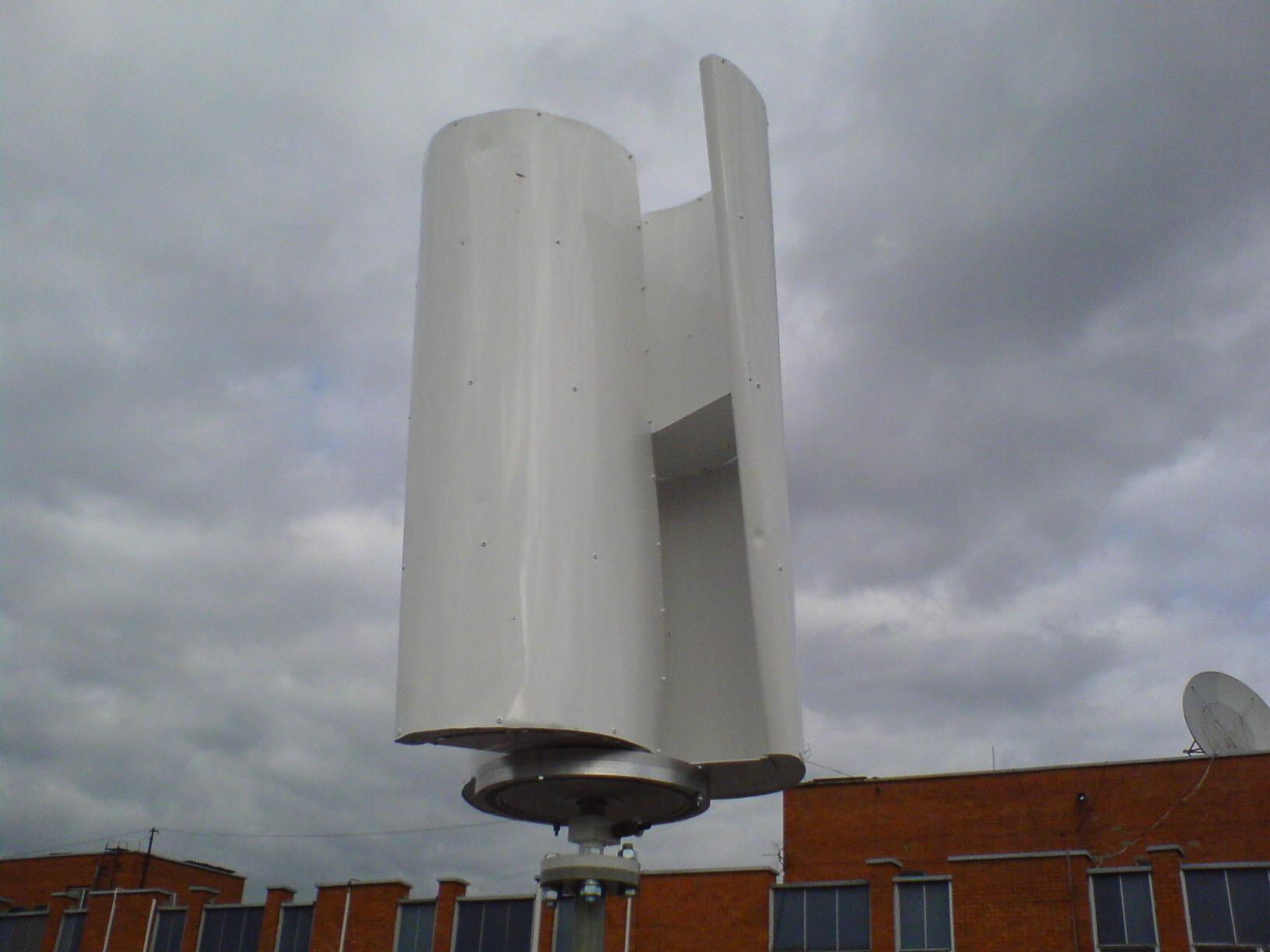 Роторный ветрогенератор своими руками: чертежи, схемы, инструкция по сборке.
