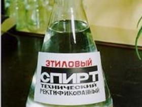Контроль качества спирта
